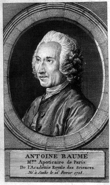 Antoine Baume penemu hidrometer